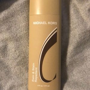 Michael Kors Stain and Rain repellent spray
